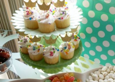 crown cucakes