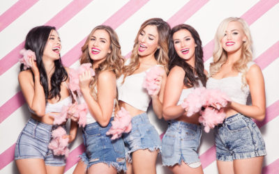 Founders Of Cotton Candy Event Staffing Inc. Are Making All The Right Moves Into Entrepreneurship.