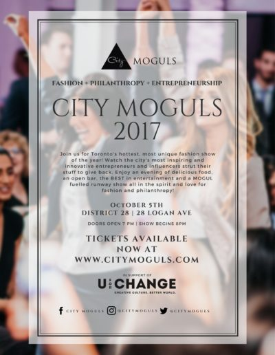City MOGULS Poster & Invite-1